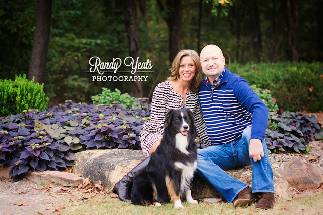 Randy Yeats Photography: December Minis, Couple and Dog